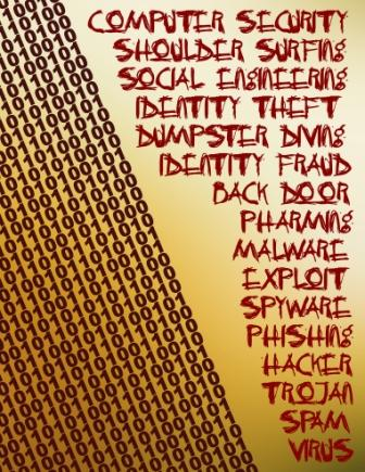 malicious code,virus,spyware,Trojan,spam,malware,phishing,worm,keylogger